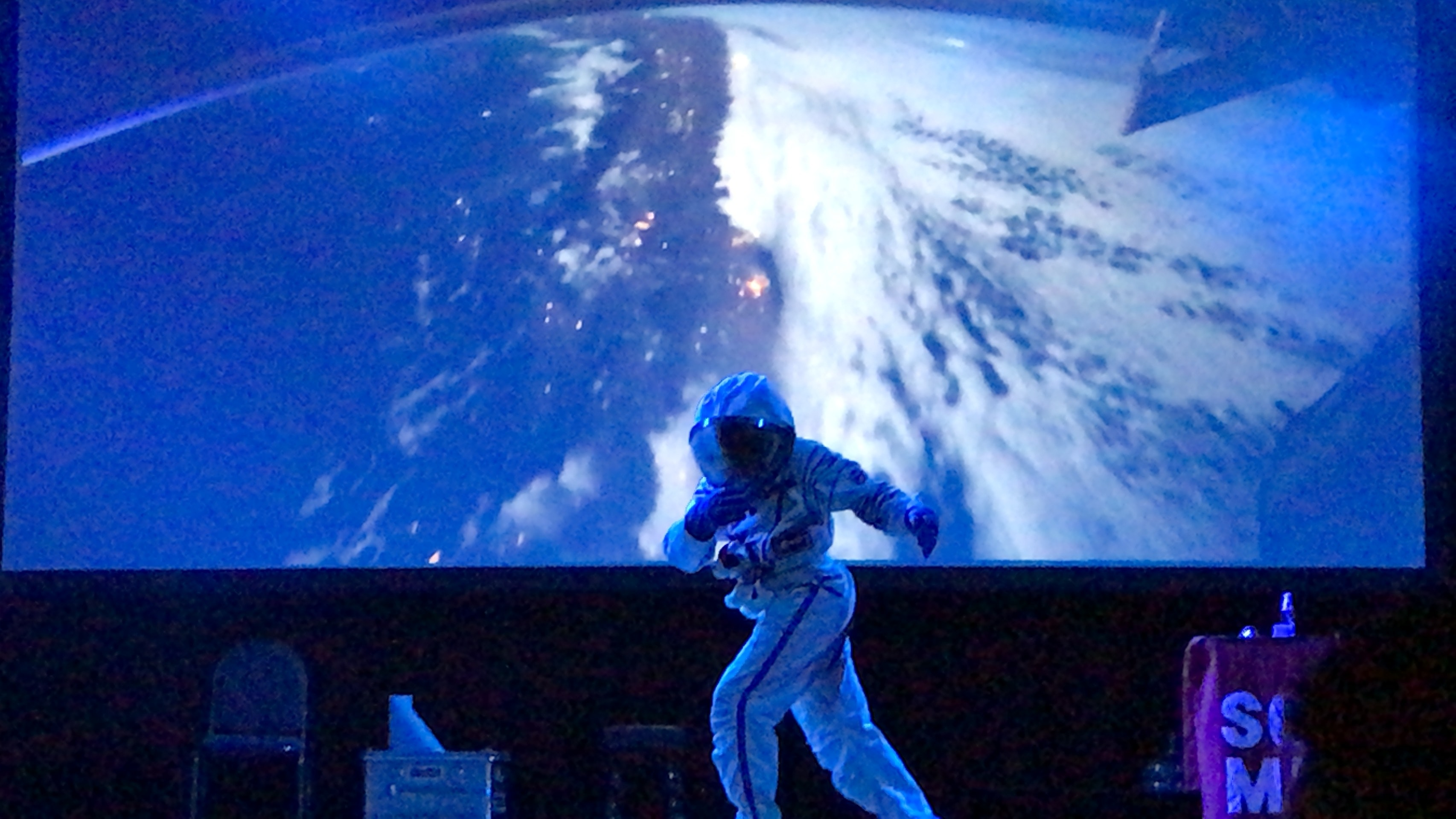 Big Space Show with the Science Museum
