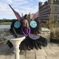 The Black Swan represents the 20th century and is a symbol of Leeds Castle