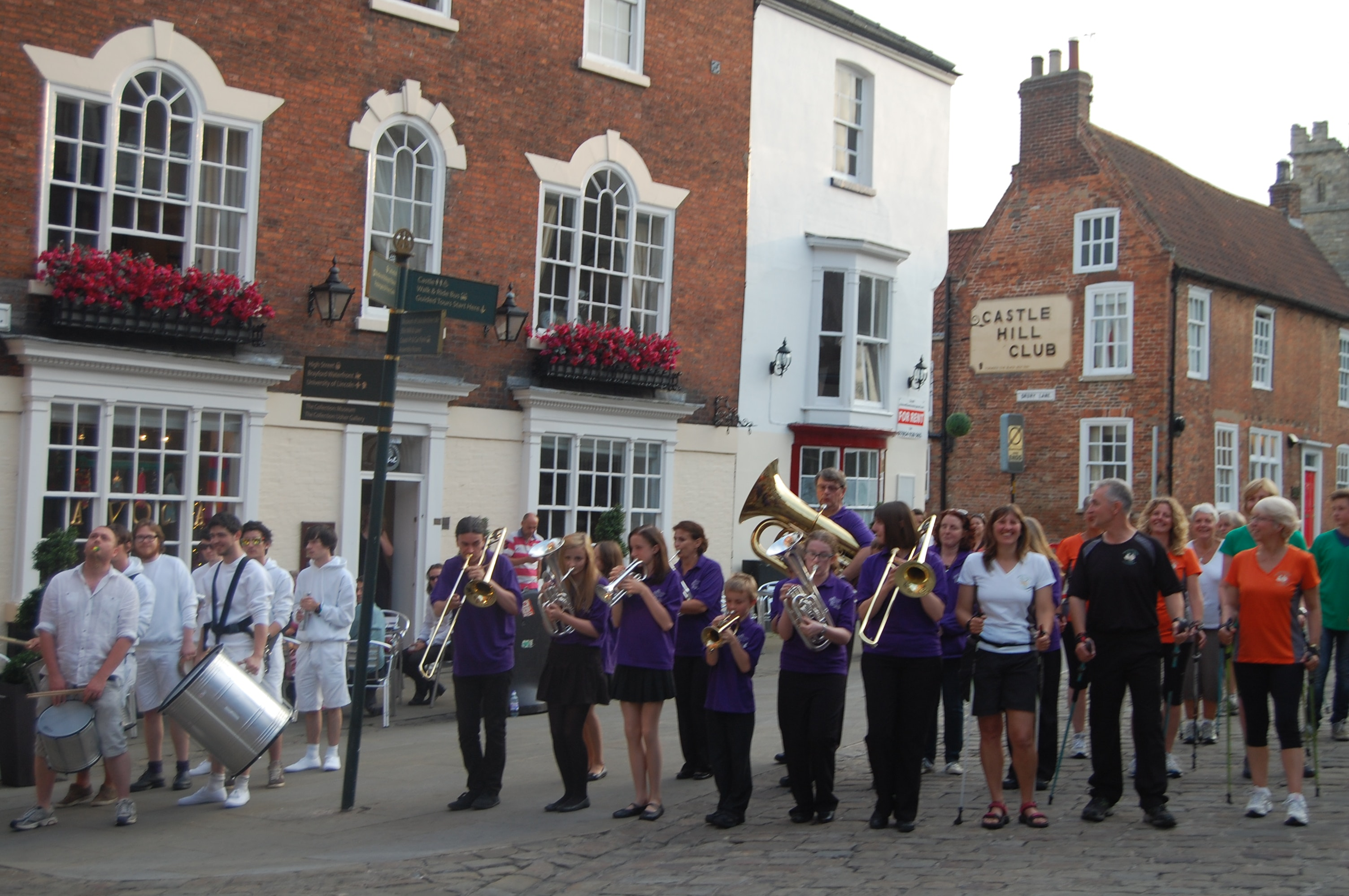Silver Sounds Brass Band